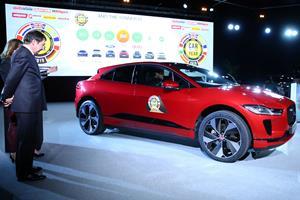 Elbil fra Jaguar er årets bil i Europa