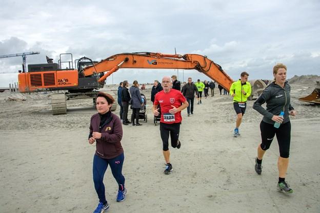 Der blev gået til den under Port of Frederikshavn-løbet, som Rico Eiersted/Coast2Coast stod bag ved indvielsen af havneudvidelsen.