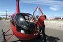 Københavnere vil flyve til Skagen: Plan om fast landingsplads til helikopter