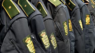Tre unge udsat for røveri: Røverne stak af med deres højttaler
