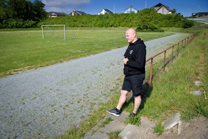 Store drømme: Jan vil sparke nyt liv i atletikken i Thy