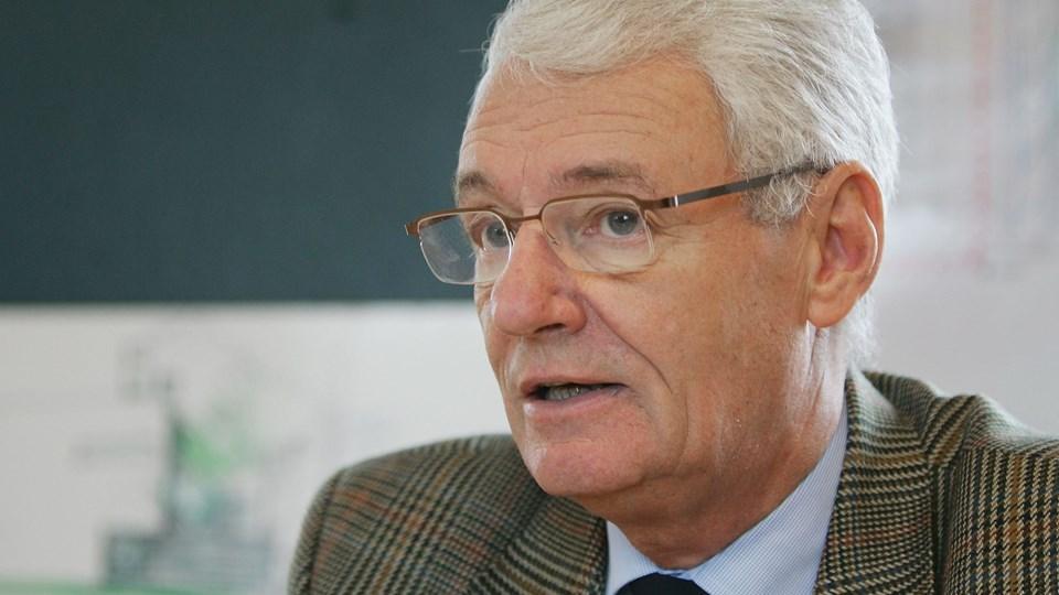Jørgen Enggaard. Arkivfoto