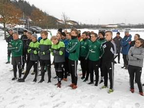 Fodboldglæde i Thise
