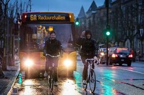 Elcyklerne kommer for at konkurrere med bilerne
