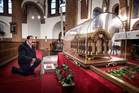 Afdød nonne på lynvisit i Aalborg
