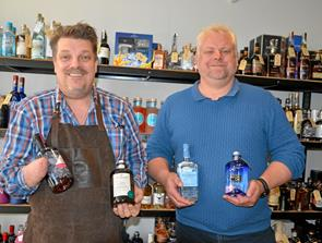 Gin-smagning på fredag i Hobro