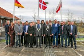 Venskabsbyer besøger Jammerbugt DET SKER: Fredag 10. maj er der besøg fra Tyskland og Polen