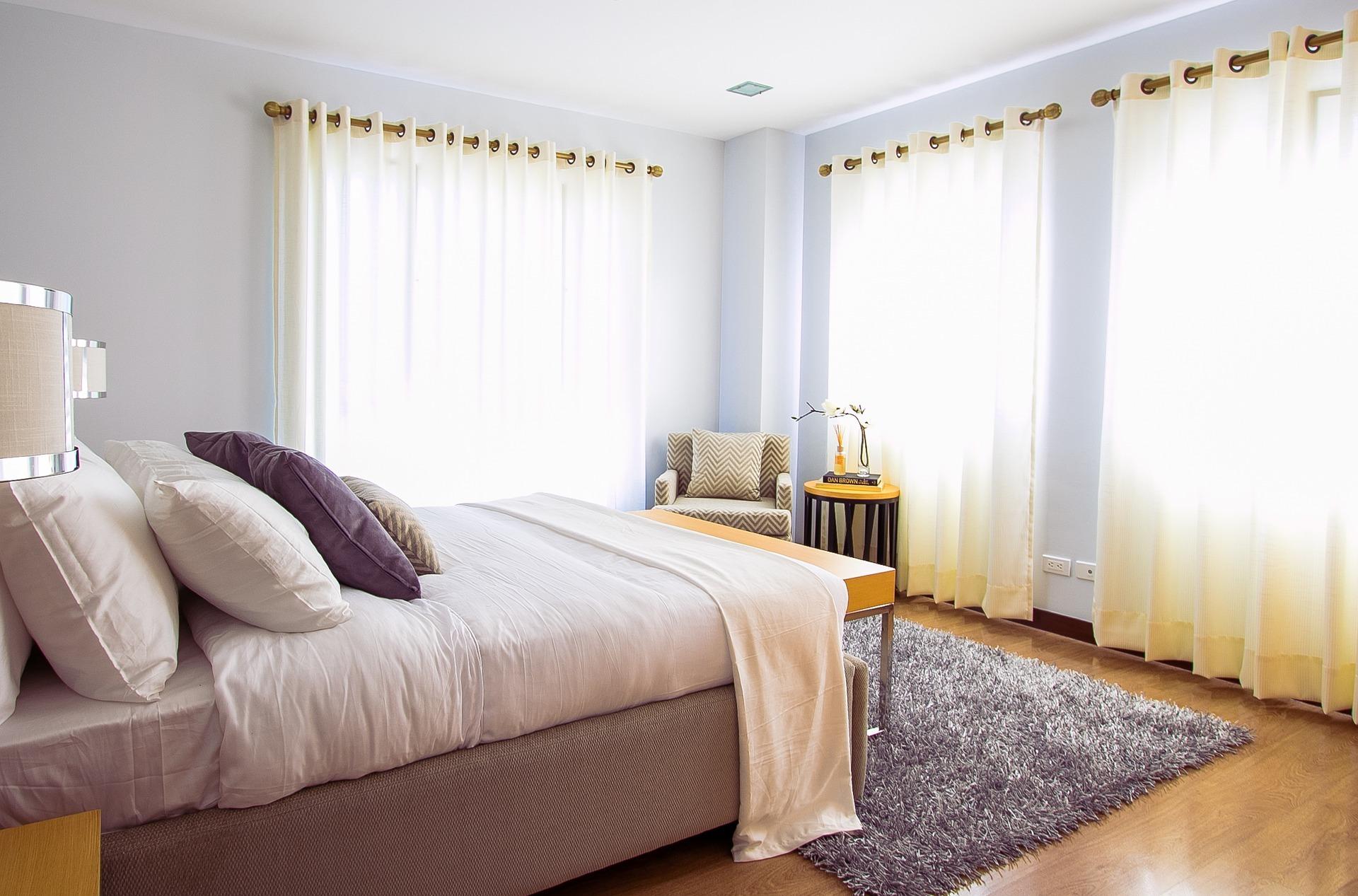 Inspiration til flotte og smarte gardiner
