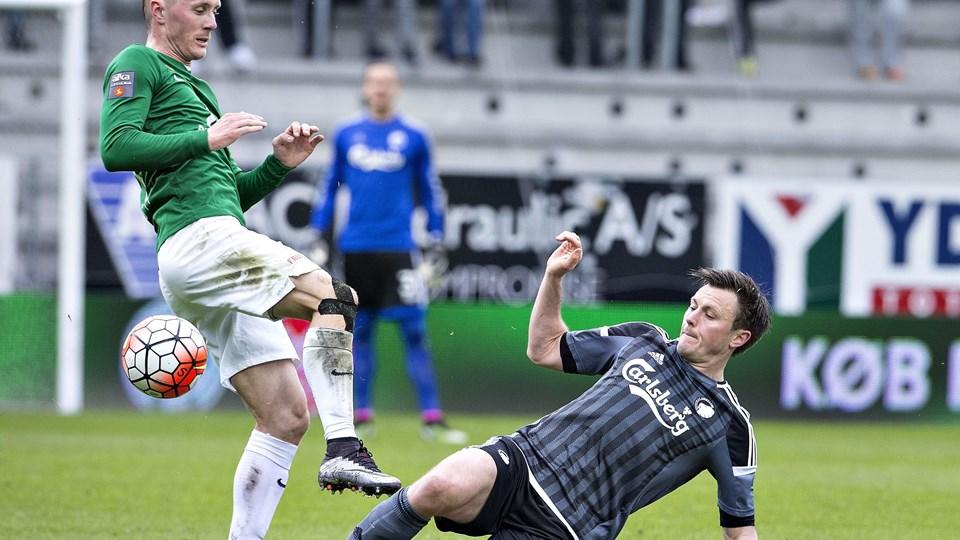 Viborg FF, FC København Foto: Scanpix/Henning Bagger