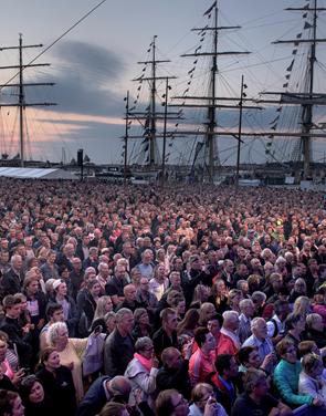 Tall Ships Races: Nu også med kæmpe loppemarked