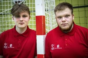 Nicki og Magnus skal kæmpe for dansk guld i Abu Dhabi