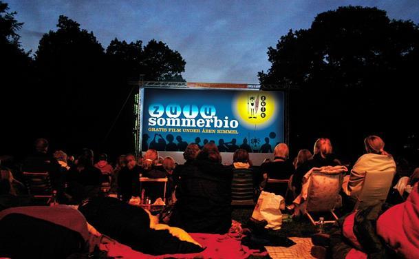 Pak tæpper og popcorn: Zulu Sommerbio har offentliggjort dato i Aalborg