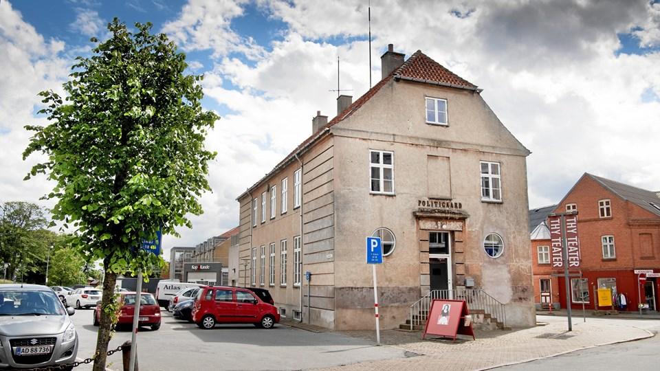 Statens Kunstfond evaluerer nordjysk teater - til dumpekarakter. Foto: Peter Mørk