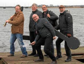 Irsk folkemusik fredag på Bytorvet i Ø. Hurup