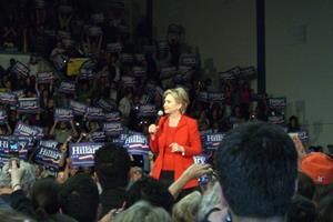 Hillary Clinton afgør præsident-drømme før nytår
