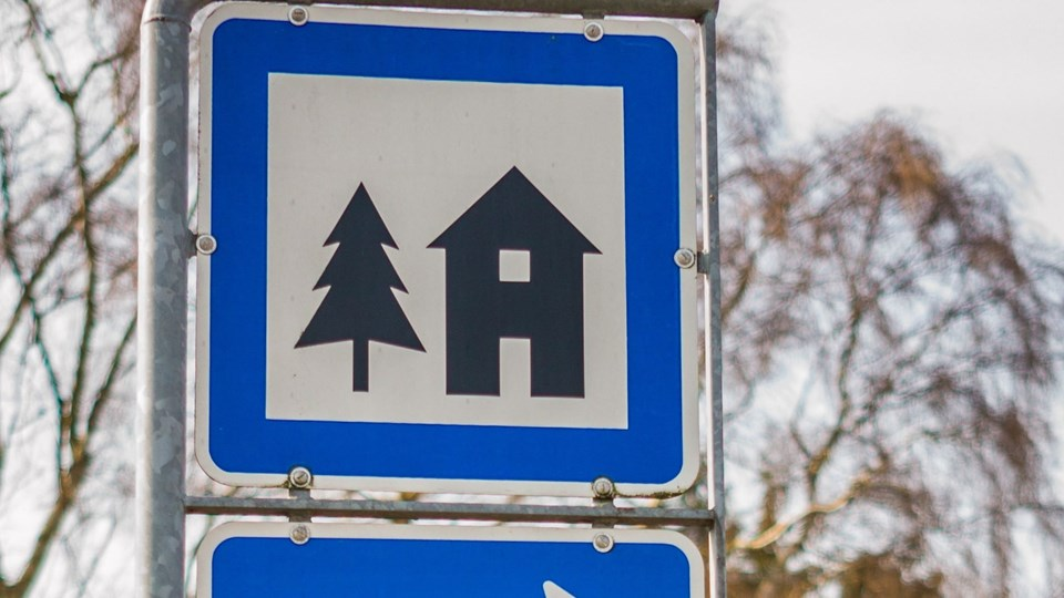 Vandrerhjem Foto: Free/Colourbox.com