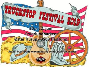 Fruerlundparken klar til Truck Stop Festival