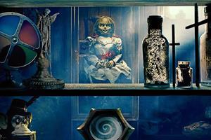 Annabelle: Ny gyser er mere kedelig end skræmmende