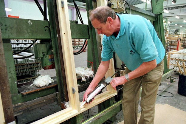 Håndværkerfradraget kan bruges til energiforbedringer. Arkivfoto