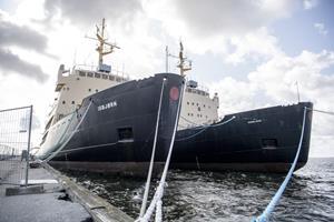 Politiker vil have isbrydere væk fra Hals: De forfalder og tager udsigten