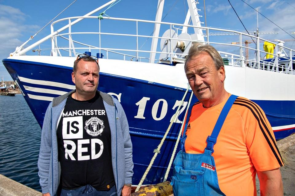 Søren Østergaard og Kim Dahl Hansen