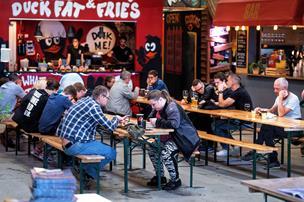 Vi har anmeldt alle boderne: Her får du det bedste mad hos Aalborg Street Food