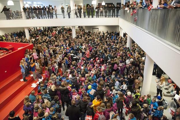 Fire millioner afsat til Frederikshavns skoler: Sådan skal de bruges