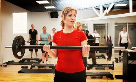 fitness instruktør uddannelse