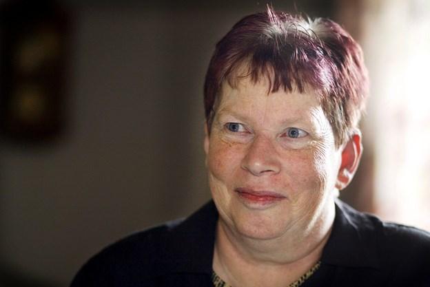 Elly Henriksen - 70 år tirsdag.Privatfoto