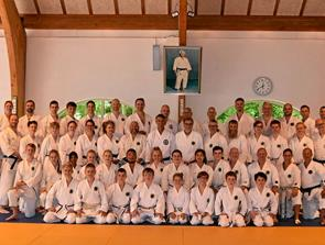 Ny Brunbælte til Øland Karate
