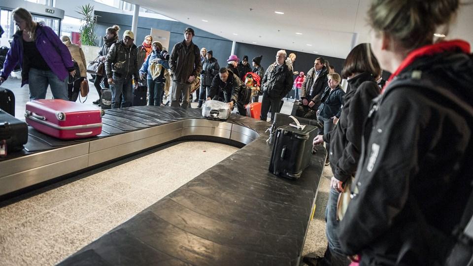 En forrygende efterårsferie, når man kigger på danskernes rejselyst, medvirker til en massiv fremgang i chartertrafikken, der sammen med en fortsat vækst i indenrigstrafikken gør oktober i år til den største oktober måned nogensinde i Aalborg Lufthavn.
