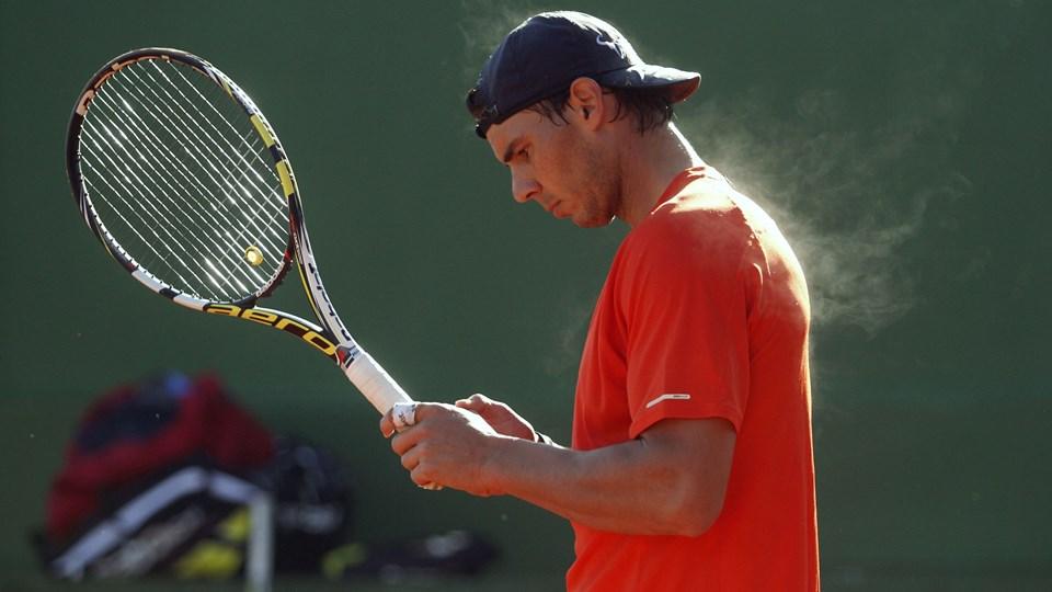 Rafael Nadal synes godt på vej mod fordums storhed. Foto: Scanpix
