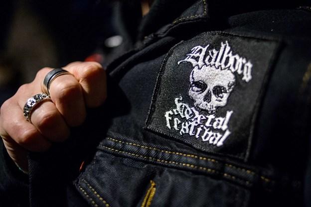 Festivalen har i år fokus på den mere hårdtslående del af metalmusikken. Arkivfoto: Nicolas Cho Meier