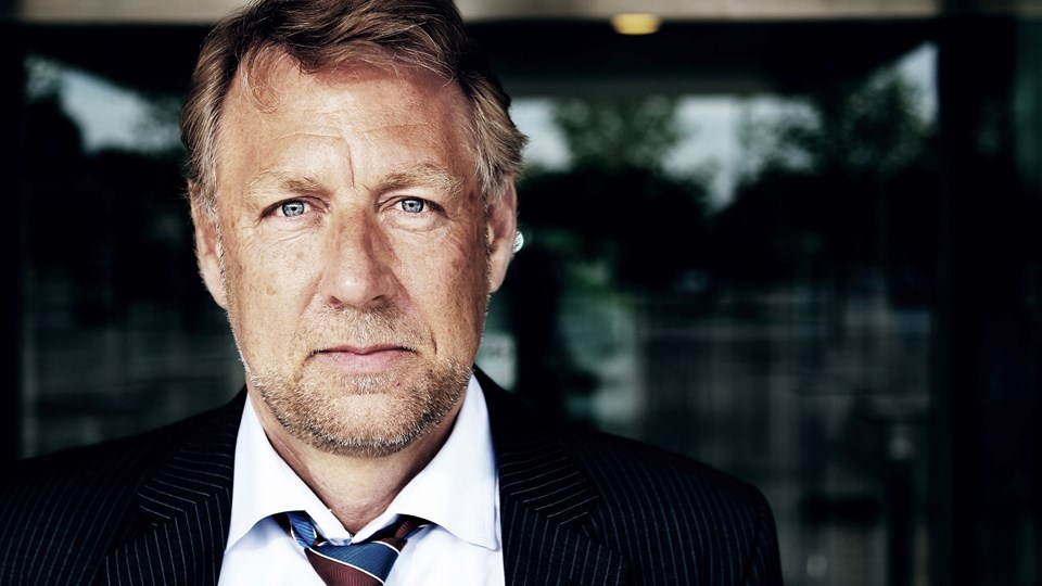 Peter Damgaard Jensen vil til april forlade sin toppost i PKA. Hans afløser er ikke fundet. (arkivfoto)