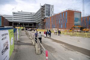 Byggekrise forsinker åbning af storsygehus: Nu lægger regionen sag an
