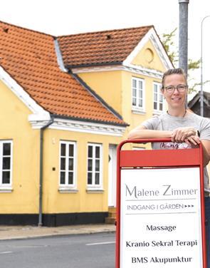 Malene Zimmer: Nyt navn og healing