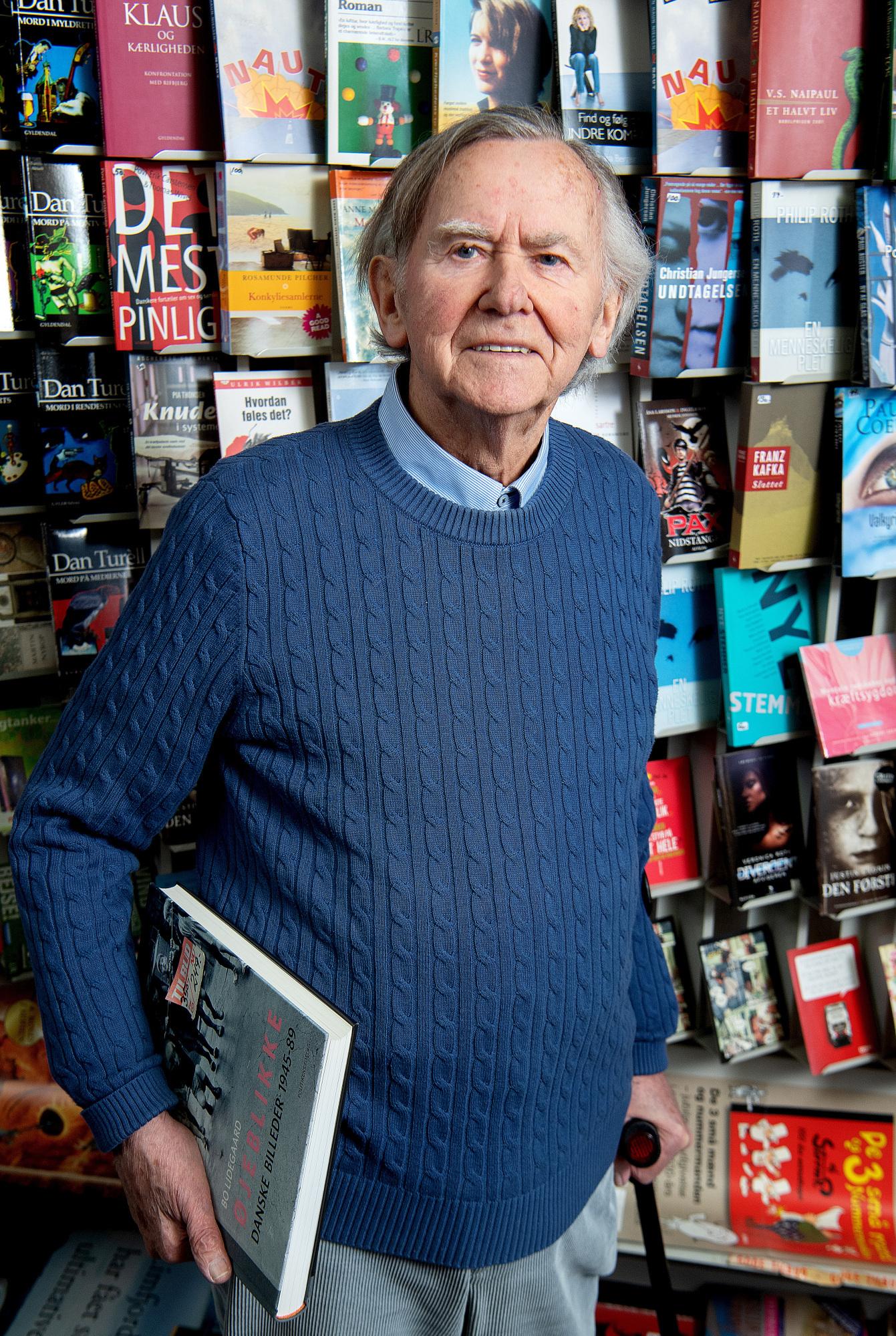 Da forfatteren mødte boghandleren på Boulevarden