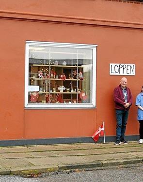 Ny genbrugsbutik i Agersted