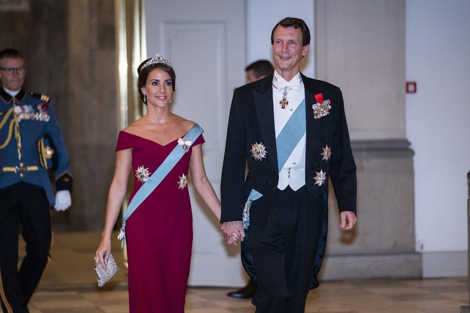 Prins Joachim og prinsesse Marie. Foto: Martin Sylvest/Scanpix Ritzau