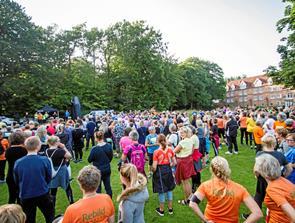 Triatlandløb sætter ny rekord
