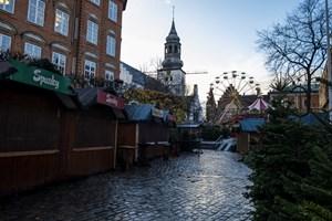 Ho ho ho: Julen kommer til Aalborg i weekenden