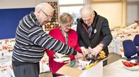 Lokalt tilbud: Fællesskab til enlige seniorer