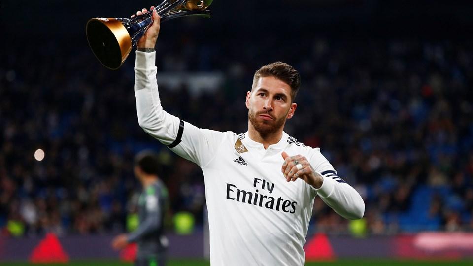 Real Madrid har løftet trofæet som vinder af VM for klubhold de seneste tre år.