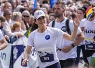 Se billederne: Mary løb i Aalborg