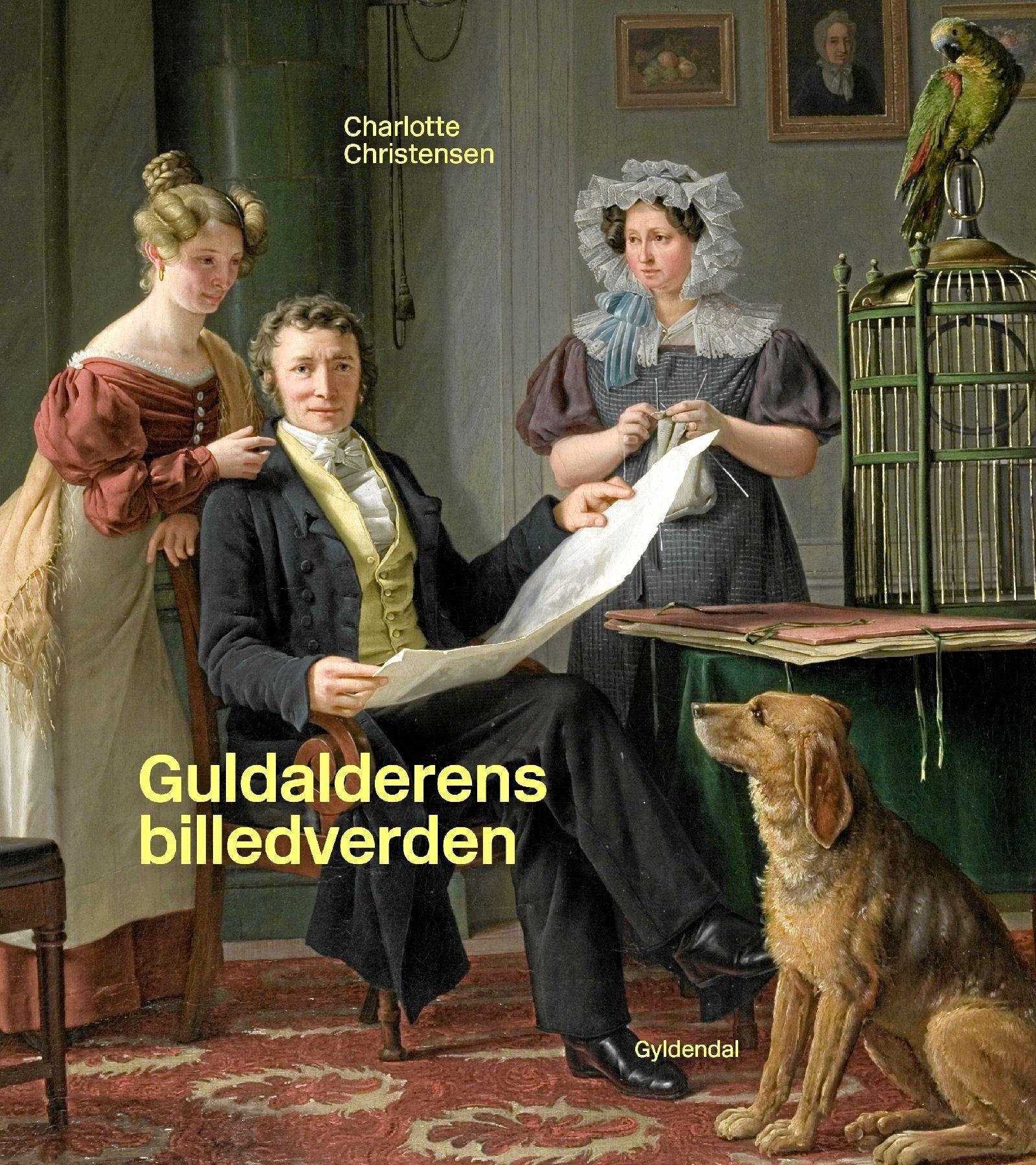 Kunstbog: Vi tørster efter bøger om guldalderen - her er så endnu en