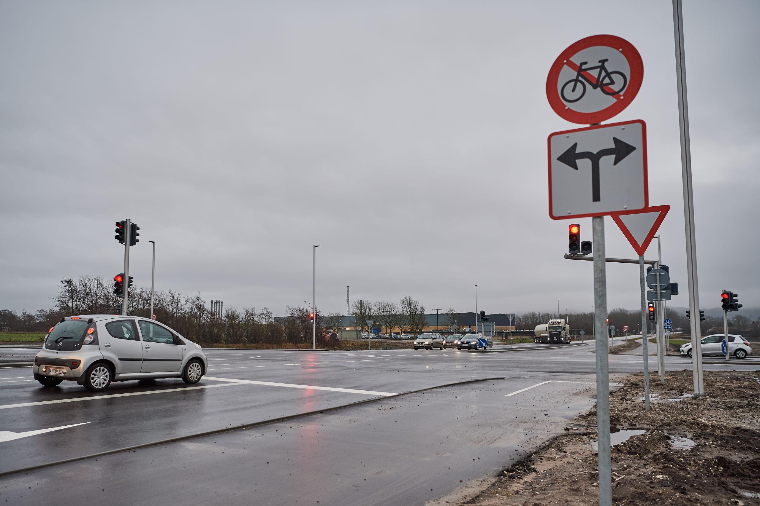 Udfordringerne fortsætter: Indvielsen af Egnsplanvej er udskudt