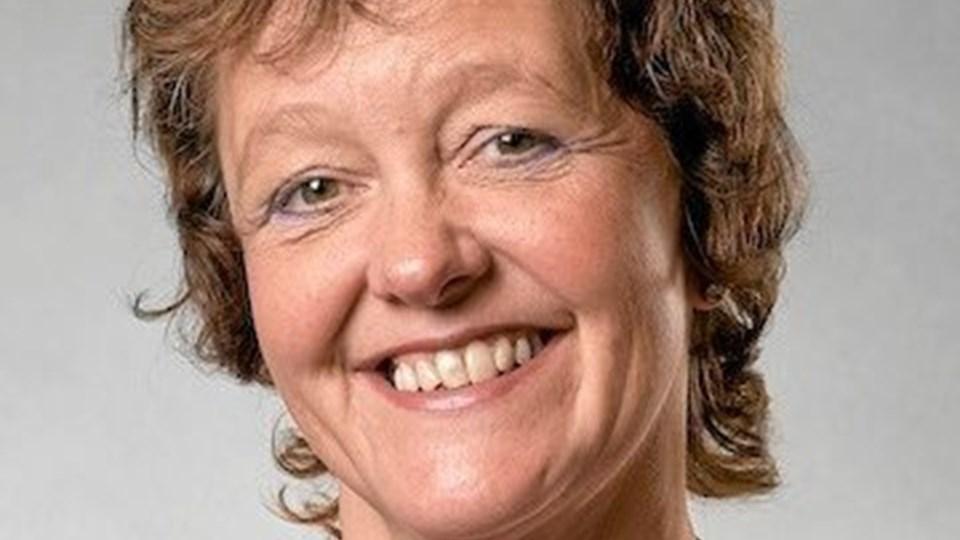 Jytte Højrup - ny formand for Frederikshavn Venstre.