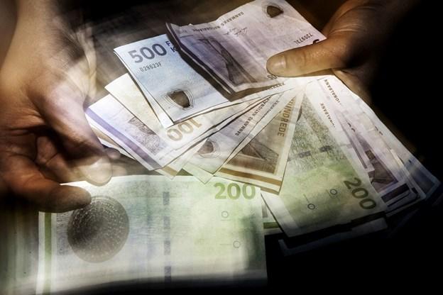 Derfor er økonomisk kriminalitet eksploderet i Frederikshavn: To mænd står bag 914 sigtelser