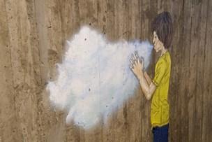 Snup et berigende pit-stop: Gymnasium har masser af kunst - men værker skal ses og bruges