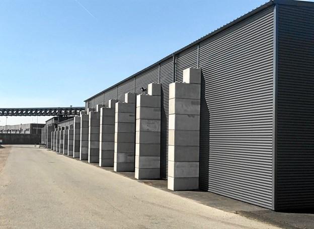 Firmaet har i forvejen haller i Køge